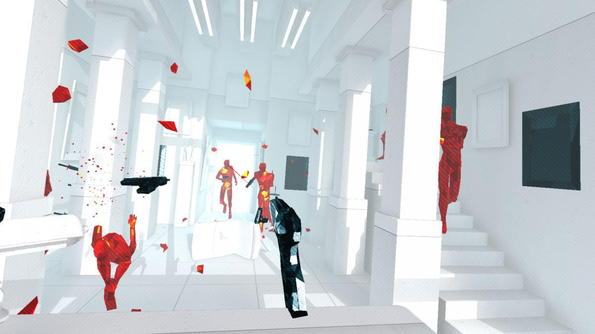Superhot VR 6