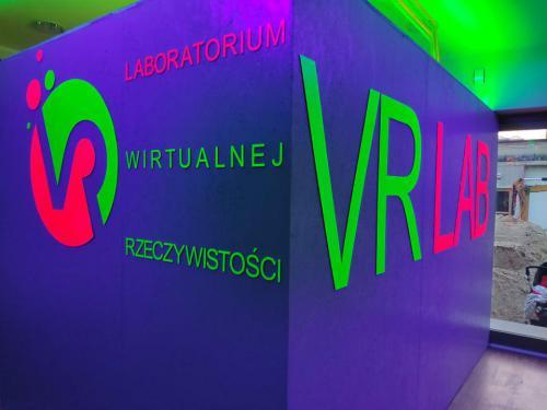 VR LAB - Laboratorium wirtualnej rzeczywistości