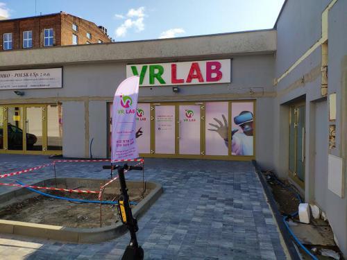 VR LAB Laboratorium rozrywki w Wirtualnej Rzeczywistości